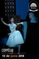 COPPÉLIA - BALLET LIVE BOLSHOI 17-18