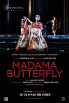 MADAMA BUTTERFLY - ÓPERA TEATRO REAL 2018